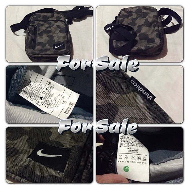 For Sale: Nike Cordura. Slightly used. Original Nike sling… | Flickr