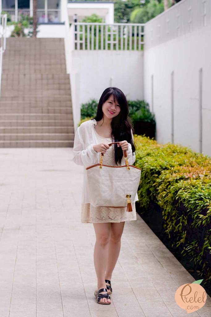 Bright and White with Goods.PH outfit post