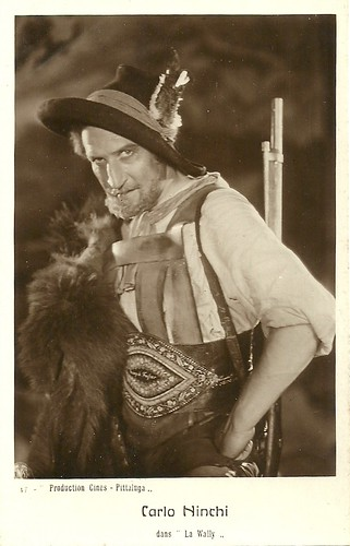 Carlo Ninchi in La Wally (1932)