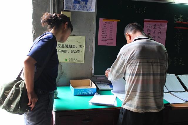 鍾雅倫(左)。攝影:廖靜蕙