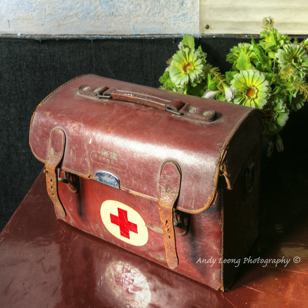 old first aid kit pingyao ancient town andy leong flickr