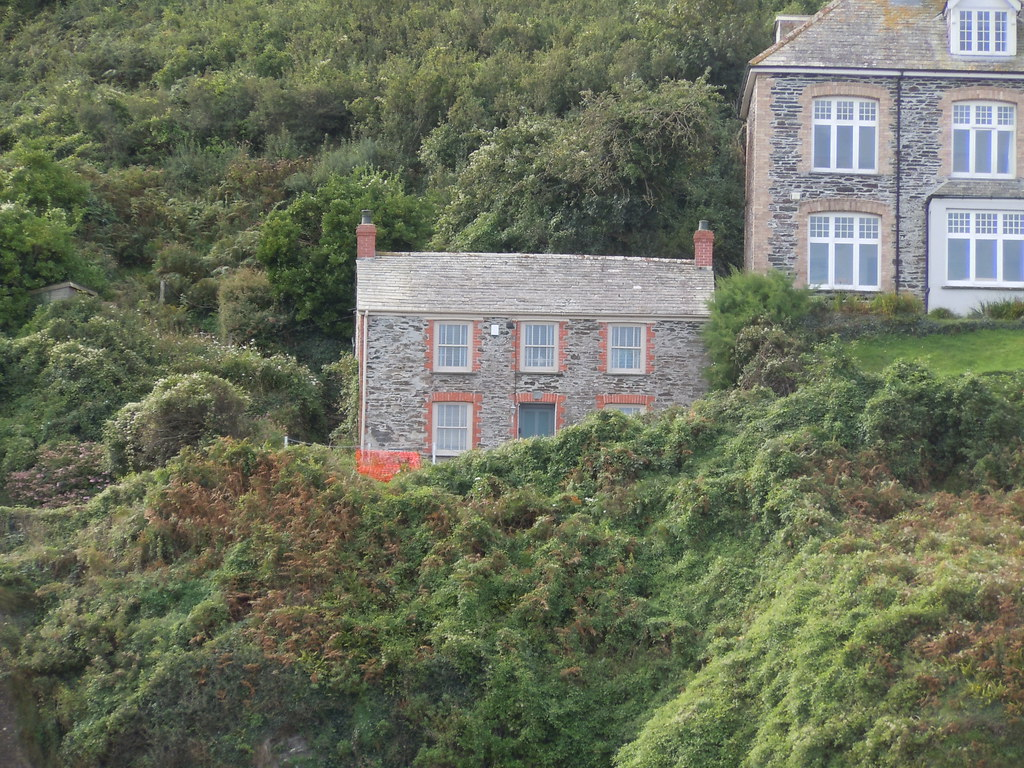 Port Isaac Cornwall Uk Doc Martin 39 S House Surgery From