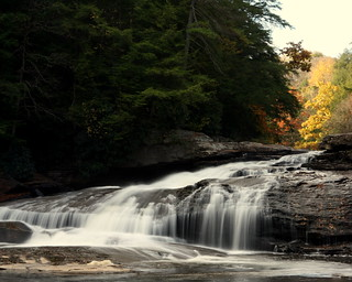 Swallow Falls in the fall | by stacysayzcheez