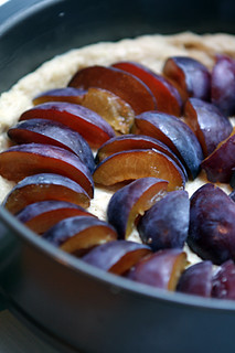 plums for tart | by David Lebovitz