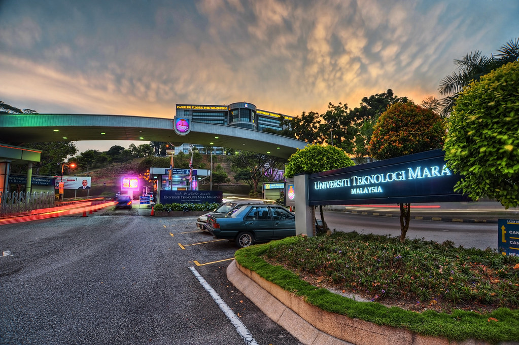 a study on the student parking facilities provided by uitm shah alam