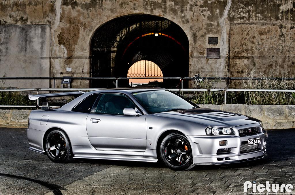 World Car Nissan >> Lyndon's Nissan Skyline R34 GT-R V-SPEC (BNR34)   Photo by E…   Flickr