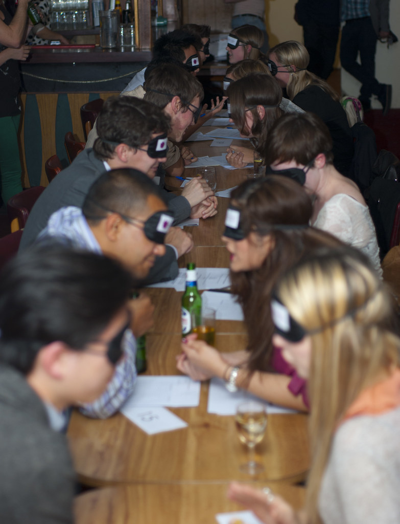 Science london dating games