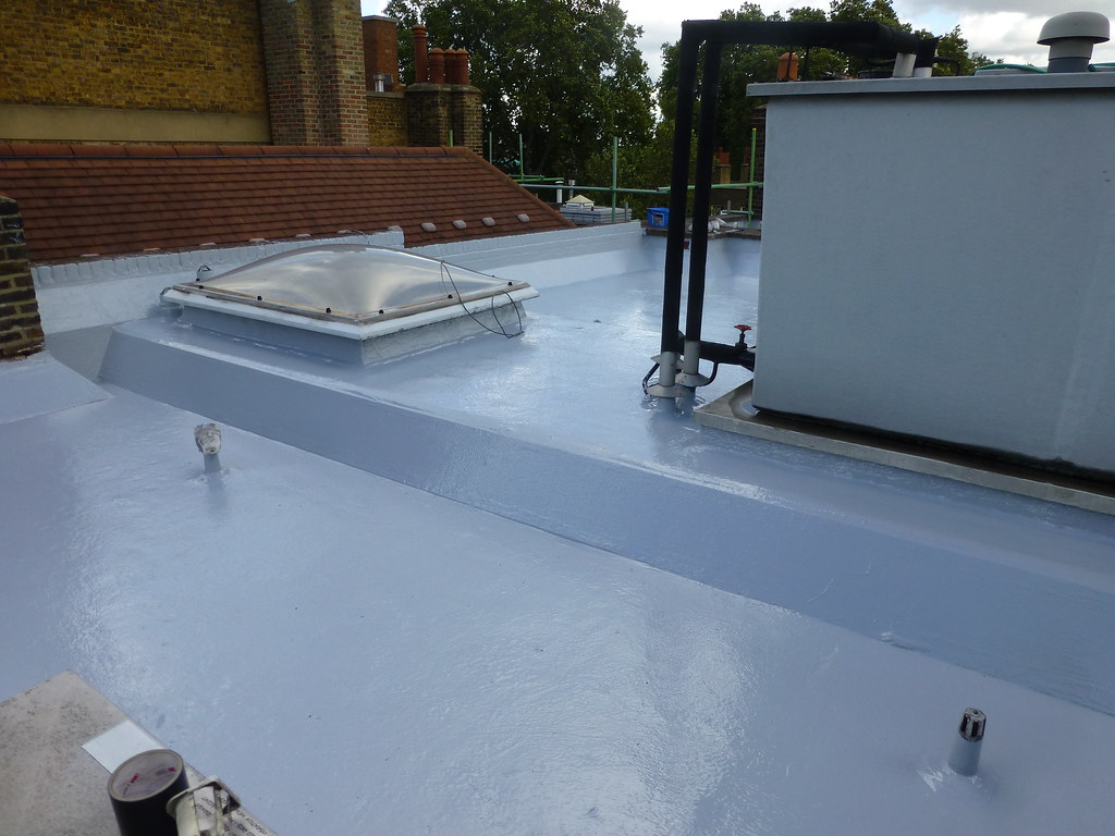 liquid rubber sd650 by 3m flat roofing 22 by epdm rubber flat roofing - Liquid Rubber Roof
