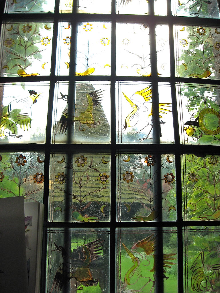 Window Glass Painting by William Morris, ed House, Bexley… Flickr - ^