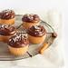 Chocolate, Olive Oil & Sea Salt Cupcakes