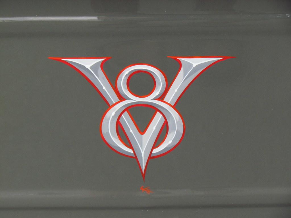 V8 Logo Bballchico Flickr