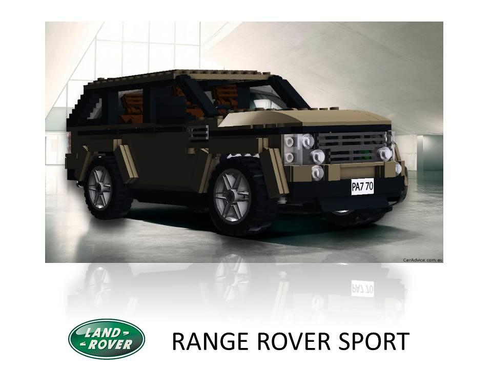 Range Rover Sport - 2005 | Previewed in 2004 by the 3-door c… | Flickr