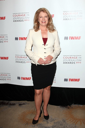 Mary Hart Host Of Entertainment Tonight 2012 Iwmf