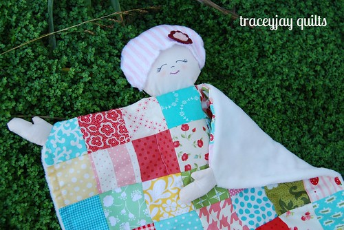 little dolly cozy for Scarlet | by traceyjay