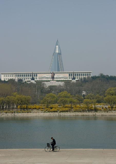 Ryugyong Hotel Pyongyang, North Korea