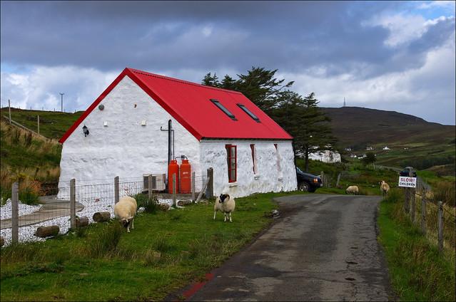 Red Roof Cafe Skye