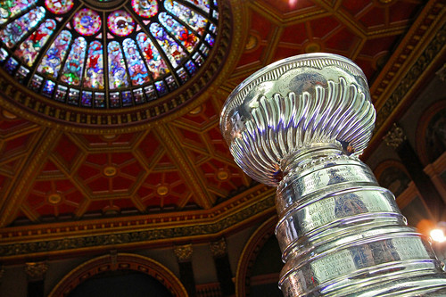Lord Stanley / Hockey is Back! | by Jackman Chiu