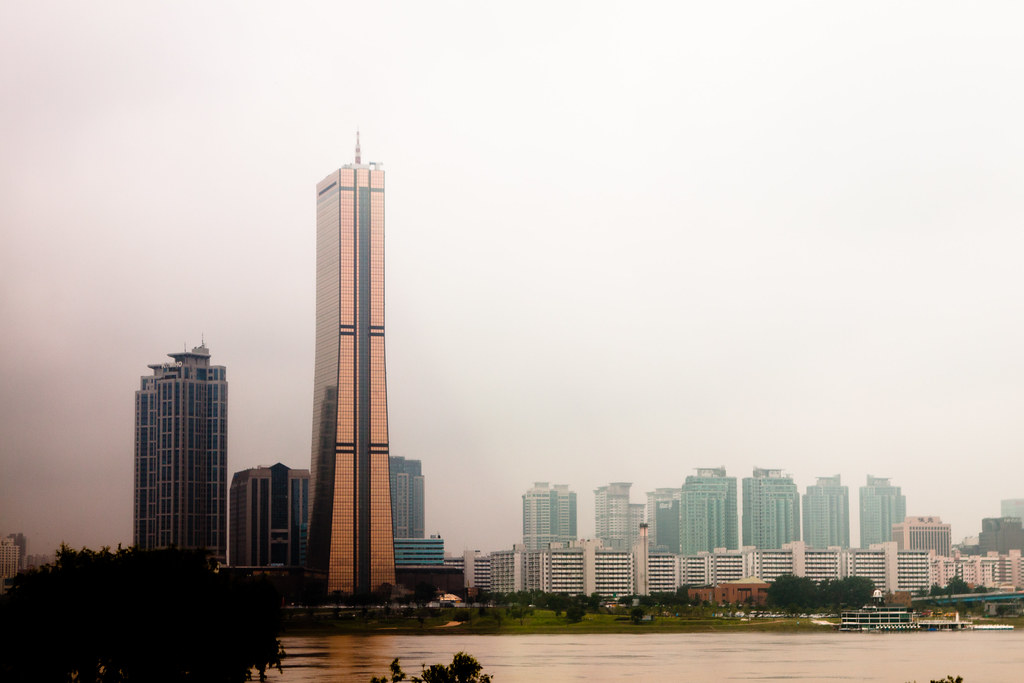 The 63 Building Seoul South Korea Jirka Matousek Flickr