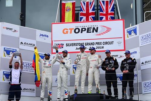 International GT Open, Silverstone 2016