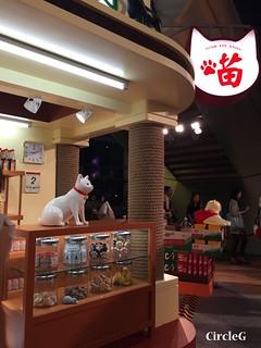 CIRCLEG 遊記 香港 旺角 朗豪坊 喵咪樂園 忌廉哥 (14)