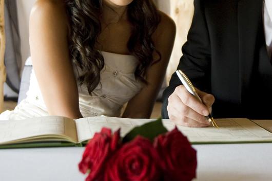 Заключение брака с беременной девушкой