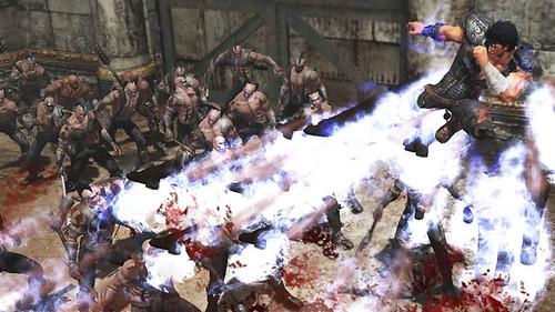 Hokotu No Ken - Fist of the North Star : Ken's Rage 2 - Fury