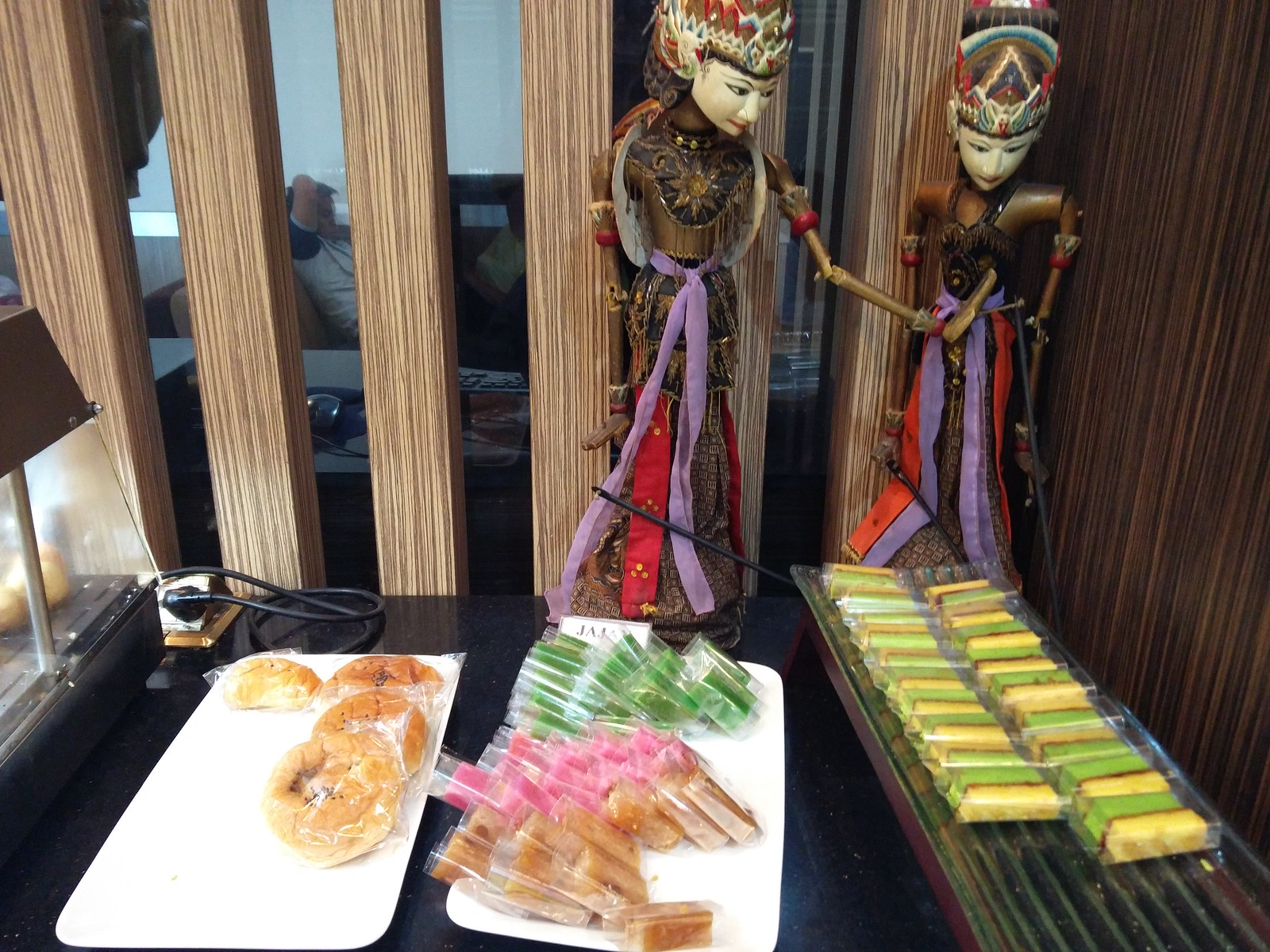Indonesian cakes