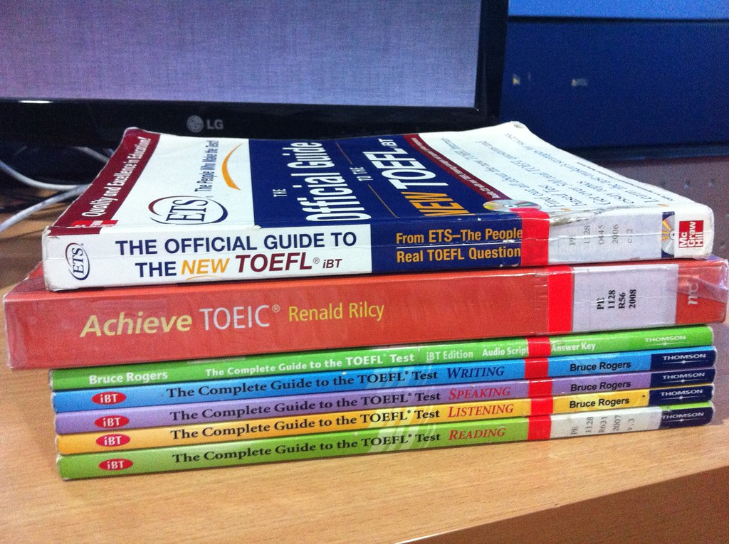 Test Practice and Preparation - The TOEFL Test