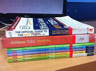 In preparation for TOEIC and TOEFL exam… | by KniBaron