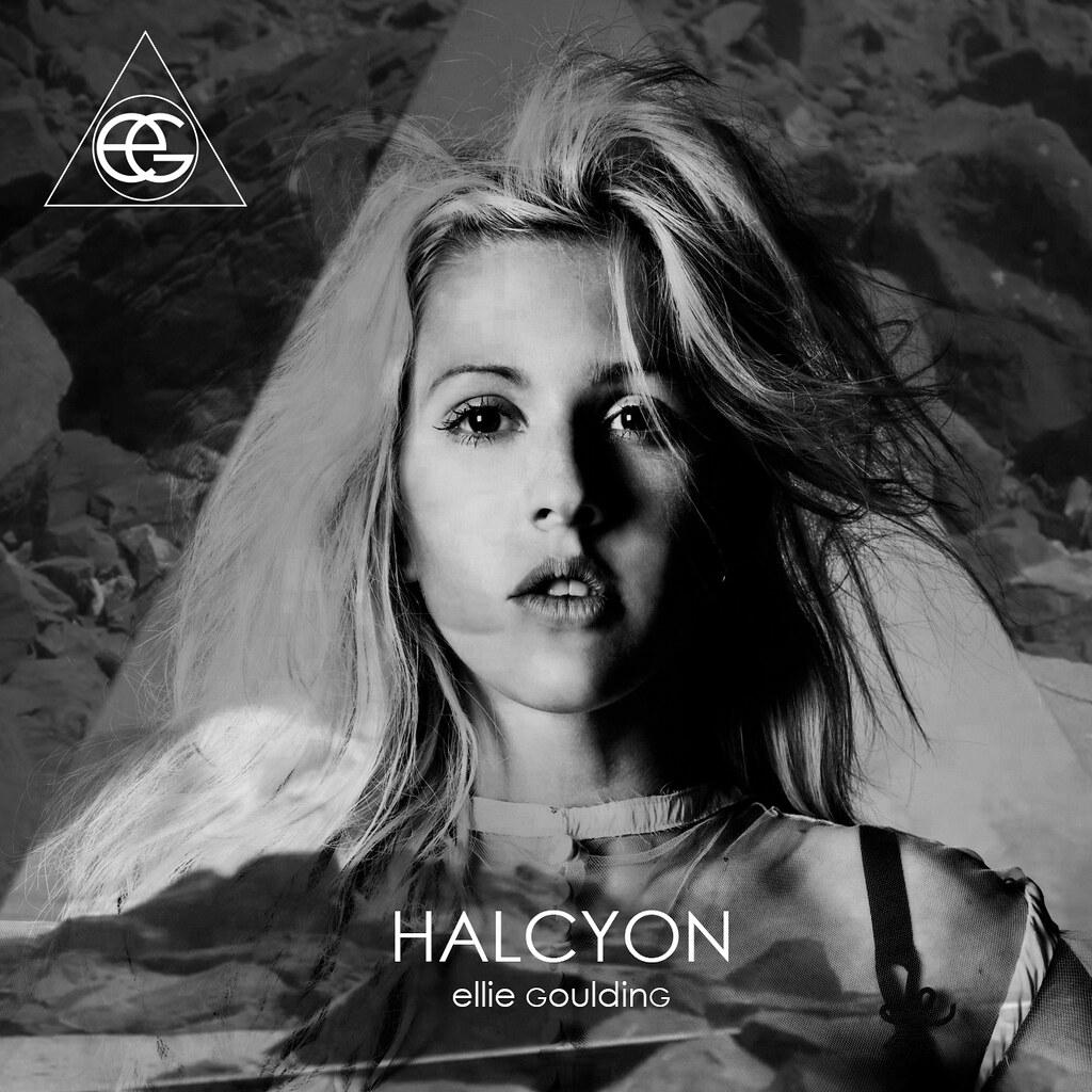 Ellie Goulding Halcyon Album Cover