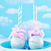 Pastel Swirl Cotton Candy Apples 2