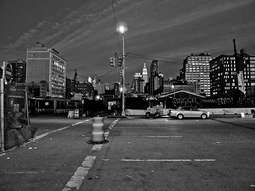 NYCC 2012: Outside of the Javits | by Kevin Church