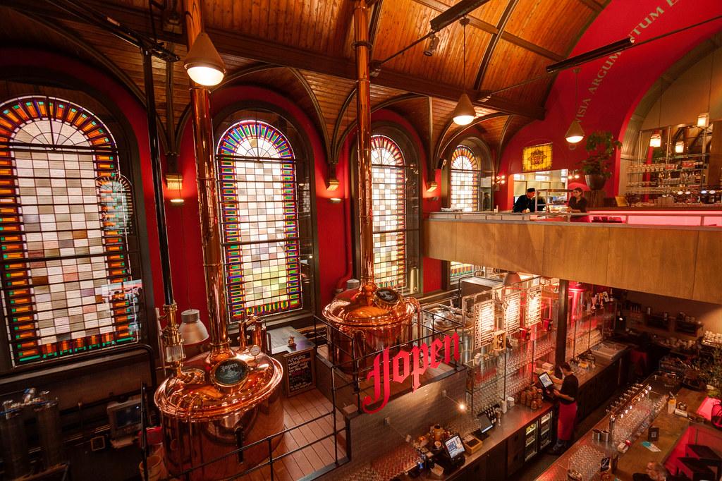 Jopenkerk haarlem mchangsp flickr for Interieur haarlem