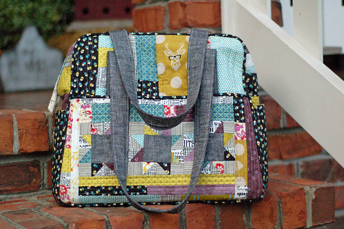 Amy Butler Weekender Bag | by Providence Handmade