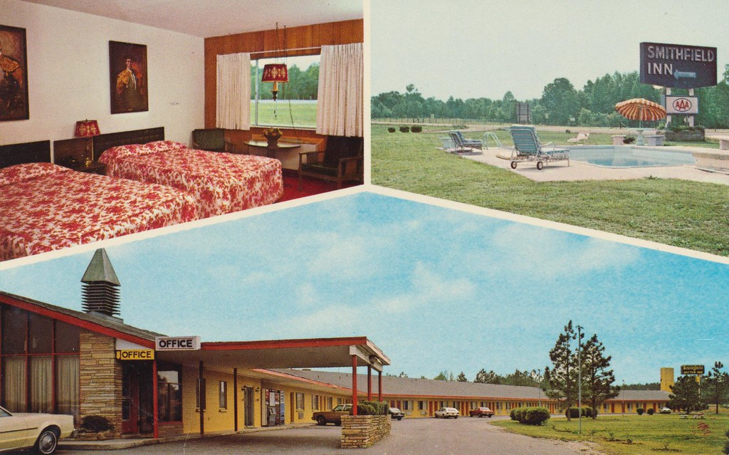 Smithfield Motor Inn - Smithfield, North Carolina