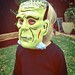 Frankenstein's monster, Hallowe'en 2012
