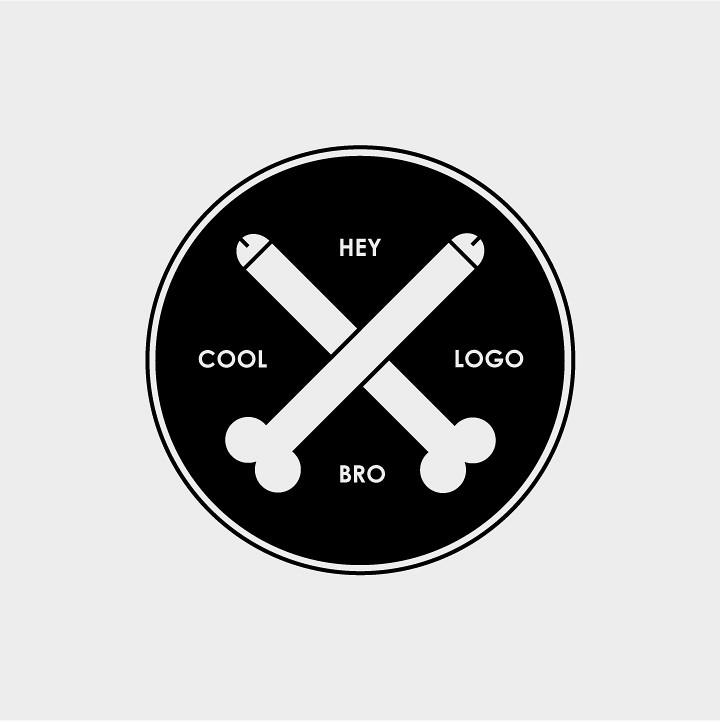 Cool Logo Bro I Can Haz Graphic Design Zack Forer