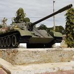 Russian Tank I - Dak To, Vietnam