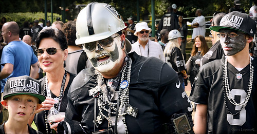 Raider Nation Fam | by luqmac