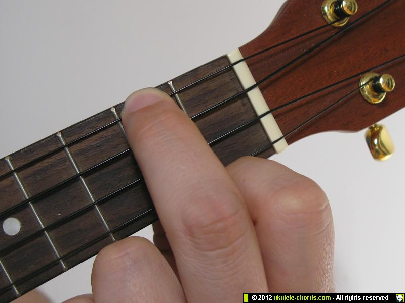 Acoustic Guitar Chord Chart: Am ukulele chord | How to play a Am on the soprano. For alteu2026 | Flickr,Chart