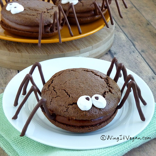 Whoopie Spiders | by River (Wing-It Vegan)