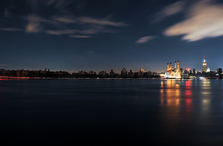 Lower Manhattan Blackout, Hurricane Sandy | by Reeve Jolliffe