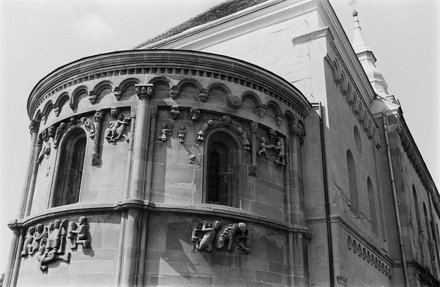 Schöngrabern, kostel