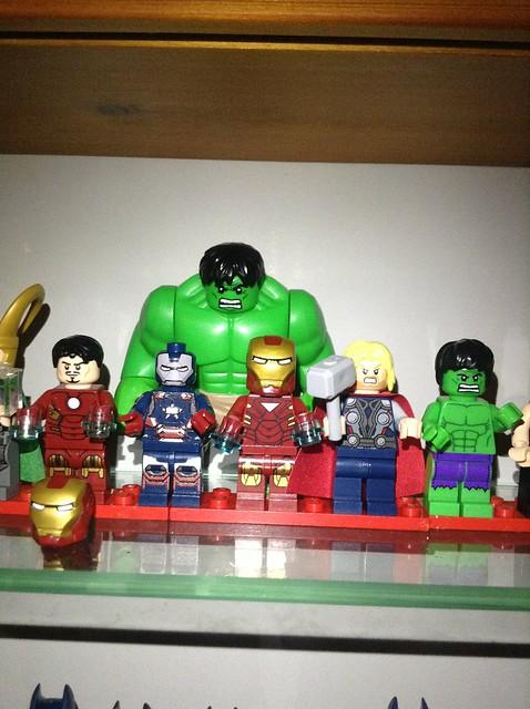 Iron Patriot Lego Lego Iron Patriot