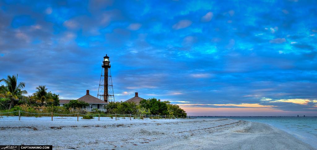 Sanibel Island Fl: Sanibel-Island-Lighthouse-Gulf-Coast-Florida