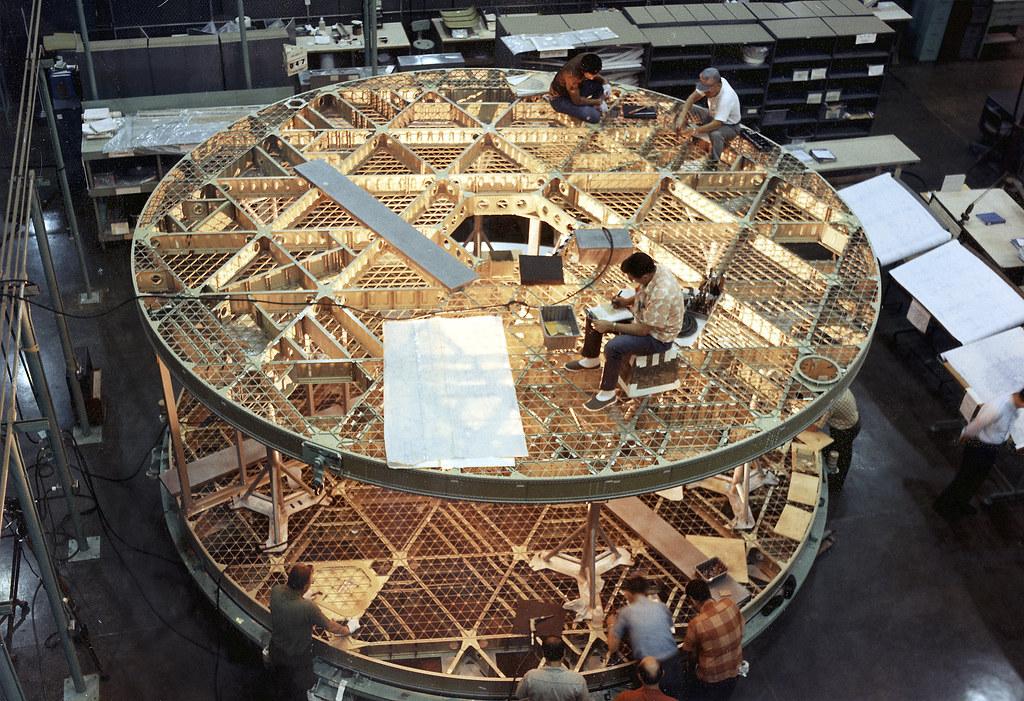 a rocket becomes a space habitat nasa archive 010170