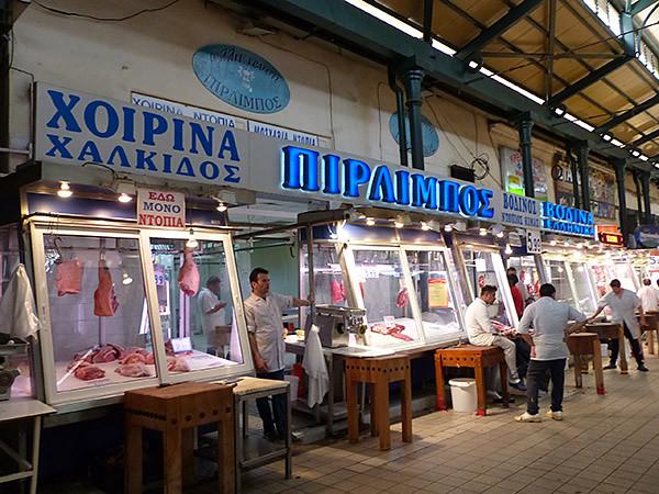 bouchers marché 1