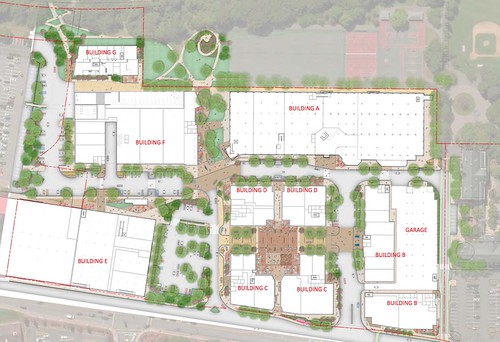 The Arsenal Project Site Plans