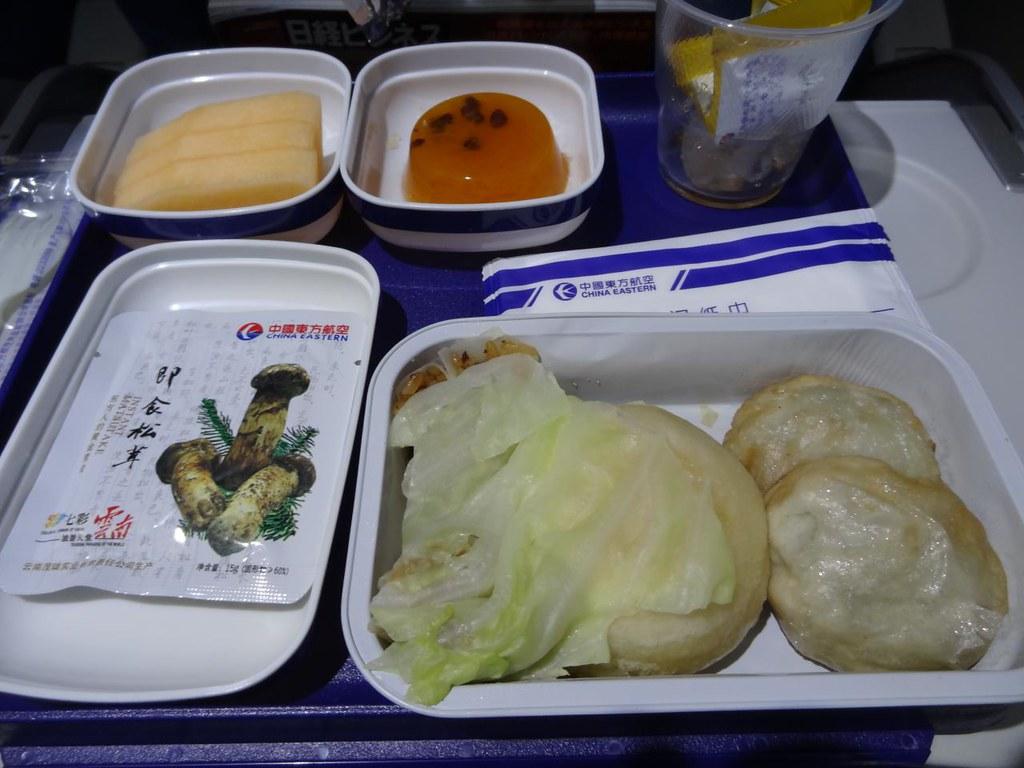 China Eastern Free Food