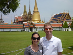 Kristen and Ryan and the Grand Palace